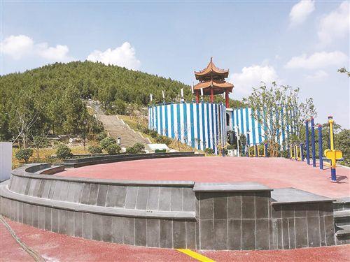 徐州圭山山体公园建成免费开放 占地20万�O