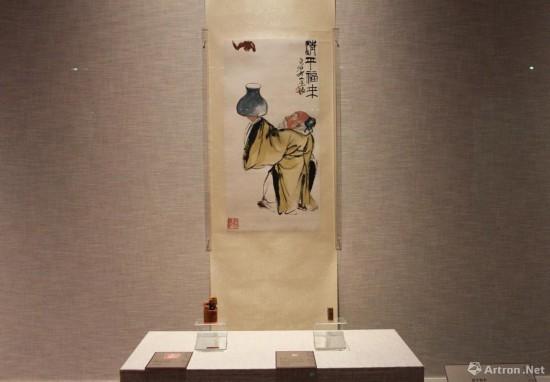 齐白石 《清平福来》北京画院藏
