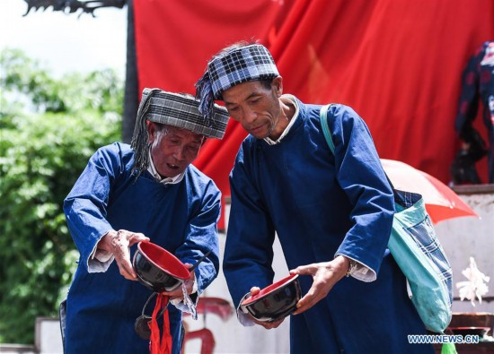 CHINA-GUIZHOU-LIUZHI-DOUBLE SIXTH FESTIVAL (CN)