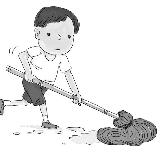 浙江教育部门出台意见:洗衣扫地要成为学生家庭作业