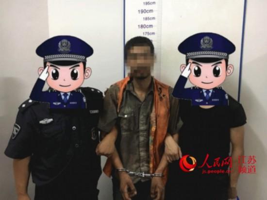 热文:南通脱逃候审毒贩湖南落网警方披露抓捕细节
