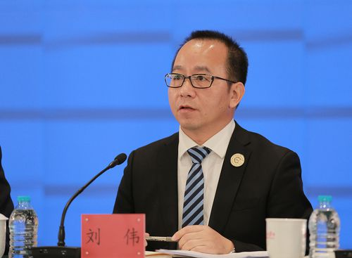 联盟秘书长单位代表、招商蛇口党委副书记、常务副总经理刘伟宣读联盟第一届全体大会暨第一届理事会会议的决议