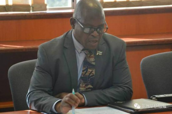 搭桥梁 促合作——中国农业代表团访问博茨瓦纳
