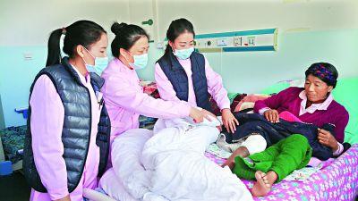 """武漢""""遠郊縣""""乃東率先在西藏脫貧摘帽"""