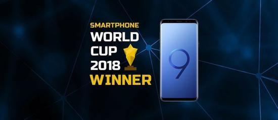 """外媒举办智能手机""""世界杯"""",三星S9+夺冠(图片来自GSMArena)"""