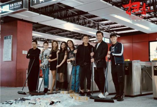 《扫毒2》热拍 刘德华监制主演双身份为影片加持