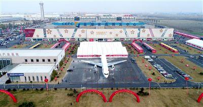 南通海安现代服务业崛起 物流产业成中流砥柱