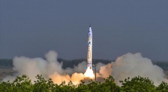 中国民营航天开始起步 进行商业模式和技术探索