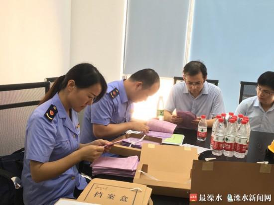 南京溧水检查电梯使用情况 保障市民安全