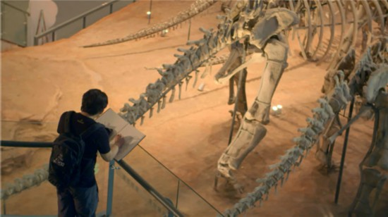 《行走山河之北纬三十度》探秘恐龙世界