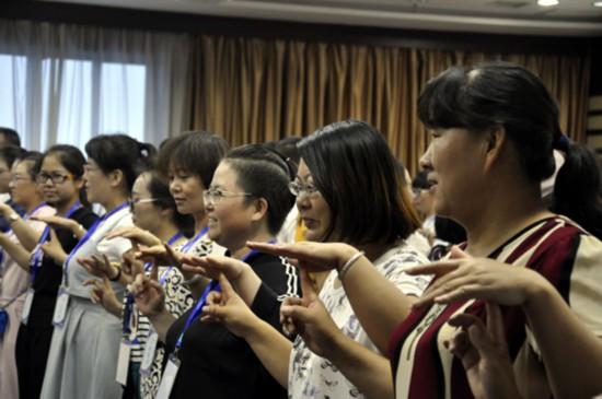 宁夏举办未成年人心理健康教育培训班 呵护孩
