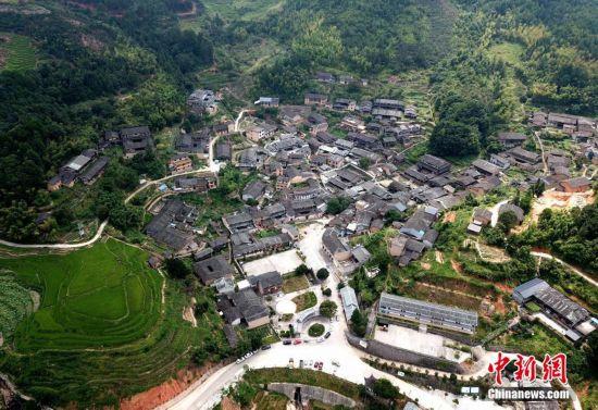 探访中国历史文化名村――福建尤溪桂峰古村落