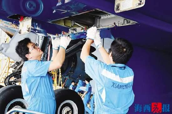 厦航再获世界级殊荣 波音787机队可靠性位居全球第一