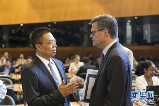 中国驻世贸组织代表驳斥美国对中国经济模式的指责