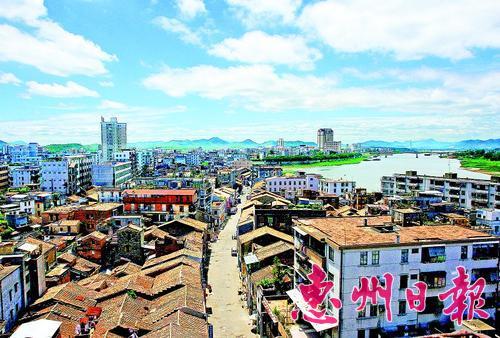 惠州5处省级历史文化街区具浓厚文化底蕴