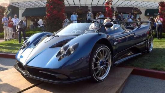 近期最贵跑车亮相古德伍德售价合1.2亿元人民币