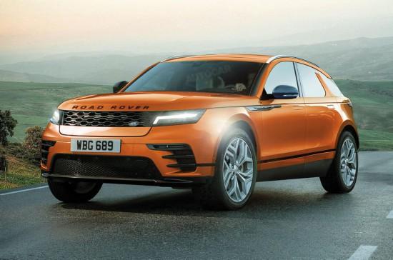 捷豹路虎申请RoadRover商标预示路虎全新车型系列