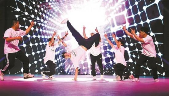 第二届深圳舞蹈月世界顶级街舞舞者齐聚深圳