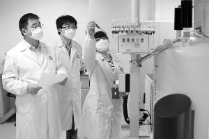 历时10年耗资数亿 江苏研发抗癌新药上市