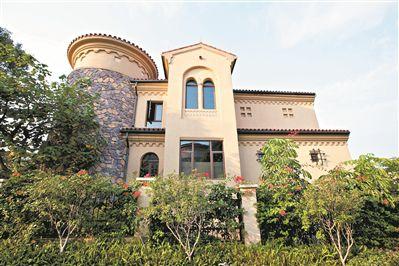 广州:半年卖了51套二手别墅