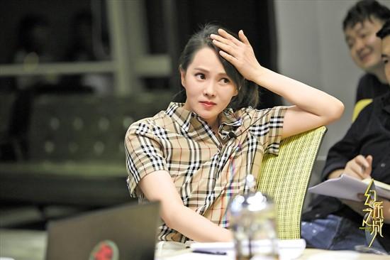 """伊能静连续发博疑似""""炮轰""""大张伟和《幻乐之城》节目组"""