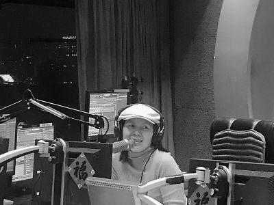 北京人民广播电台主持人春晓:声音是我灵魂的出口