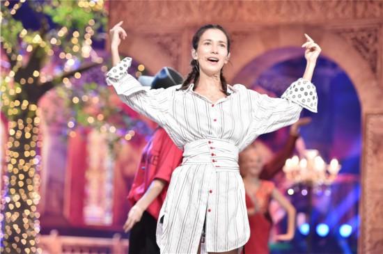 卢靖姗《跨界歌王》总决赛将化身异域少女亮相