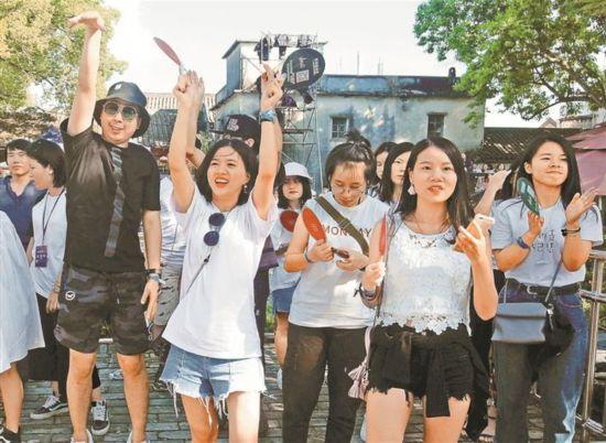 首届深圳大鹏所城民谣音乐季开幕