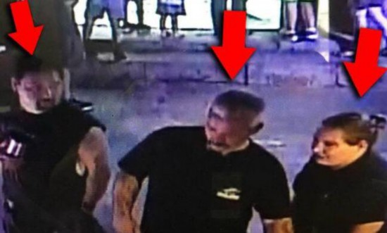 离奇!美国3小偷从水族馆偷鲨鱼 装在婴儿车里带走(图)