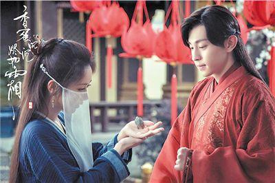《香蜜沉沉烬如霜》8月2日晚开播 杨紫邓伦演唱主题曲《天地无霜》