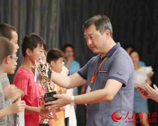 江苏灌云24金领跑全国青少年无线电测向锦标赛