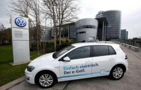 因存在致癌金属 大众或召回12.4万辆新能源车