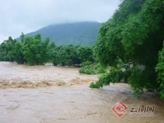 云南文山州多地遭受洪涝灾害已致4人死亡5人受伤