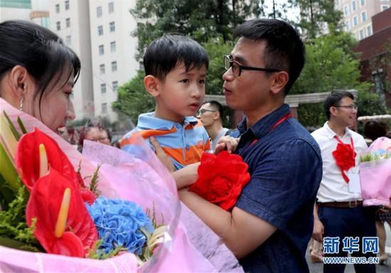 (教育)(2)上海市第三批援藏教師啟程