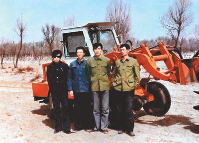 """""""大漠变绿洲""""的中国样本"""