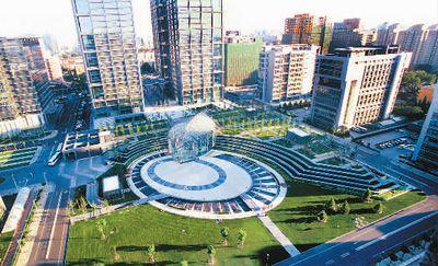 """北京中关村:创新生态就像一处""""涌泉"""""""