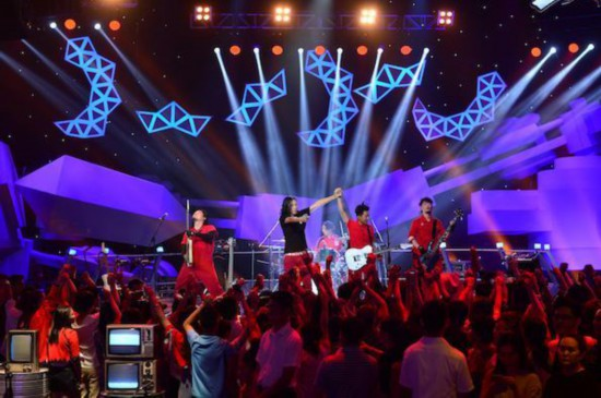 超级乐队,陈羽凡,左右乐队,旅行乐队