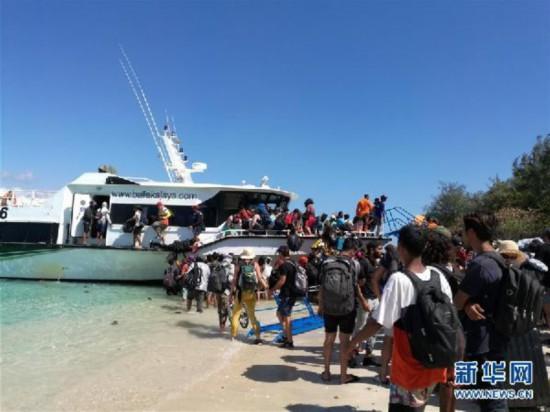 印尼地震致98人亡39名中國游客已安全撤離