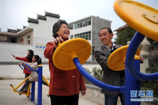 (新华全媒头条・图文互动)(15)奥运回响――北京奥运十年间