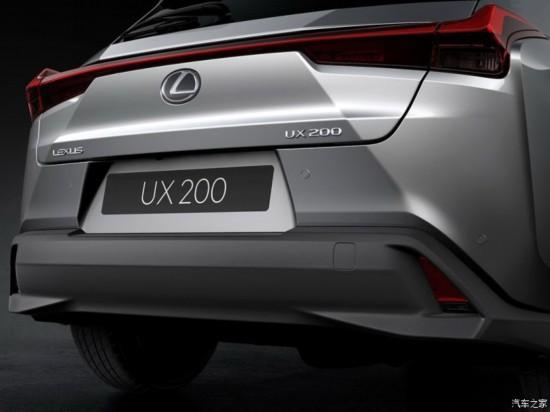 雷克萨斯 雷克萨斯UX 2019款 200