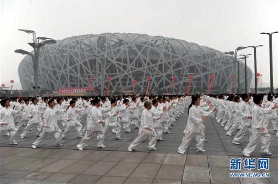 (新华全媒头条・图文互动)(12)奥运回响――北京奥运十年间