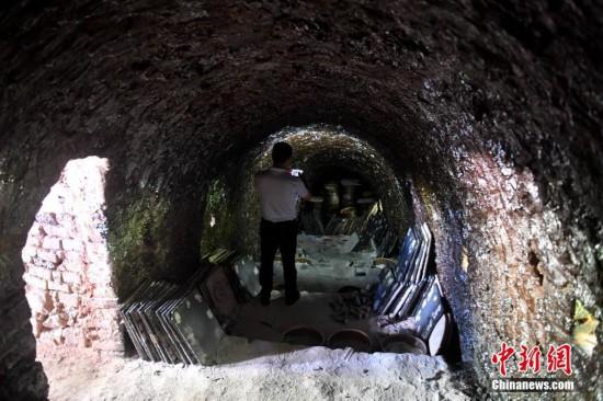 探访福建德化400多年的陶瓷窑炉