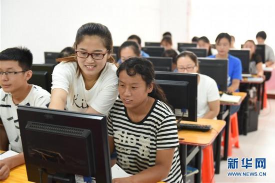 河北景县:学技助就业三门峡排名初中图片