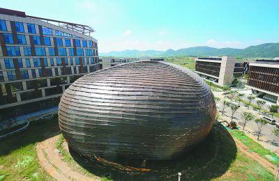 南京溧水幸庄科技产业园众创科技新空间亮相