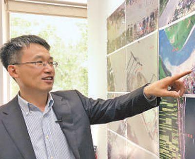 """致力长江岸线资源和湿地保护 段学军千里岸线""""走江湖"""""""