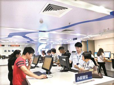 广州:国地税合并后首个征期多项便利显现