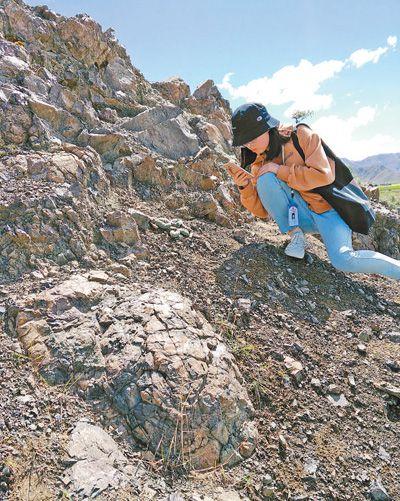群让熔岩,诉说青藏高原的秘密