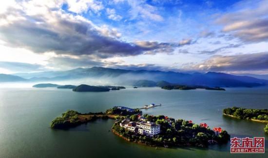 宁德古田:翠屏湖旅游开发在期待中前行