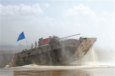 如何让国际军事比赛对接未来战场?