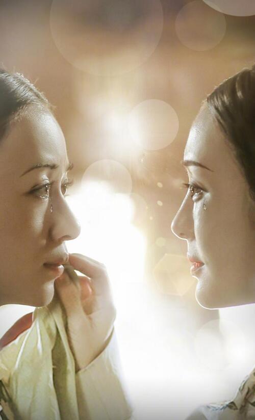 《延禧》秦岚含泪下线:璎珞 本宫只能护你到这里了